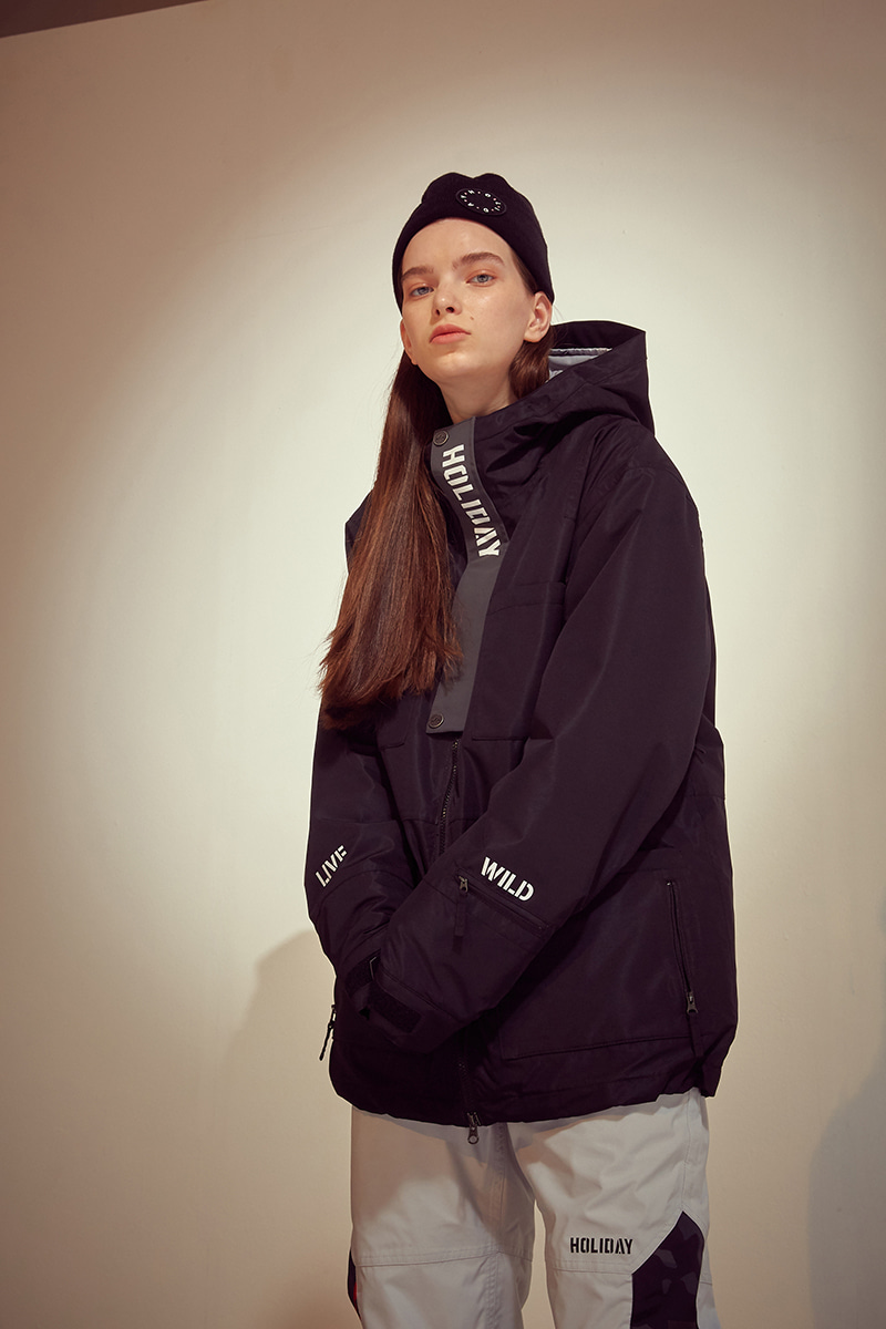 ROVER jacket - blackHOLIDAY OUTERWEAR