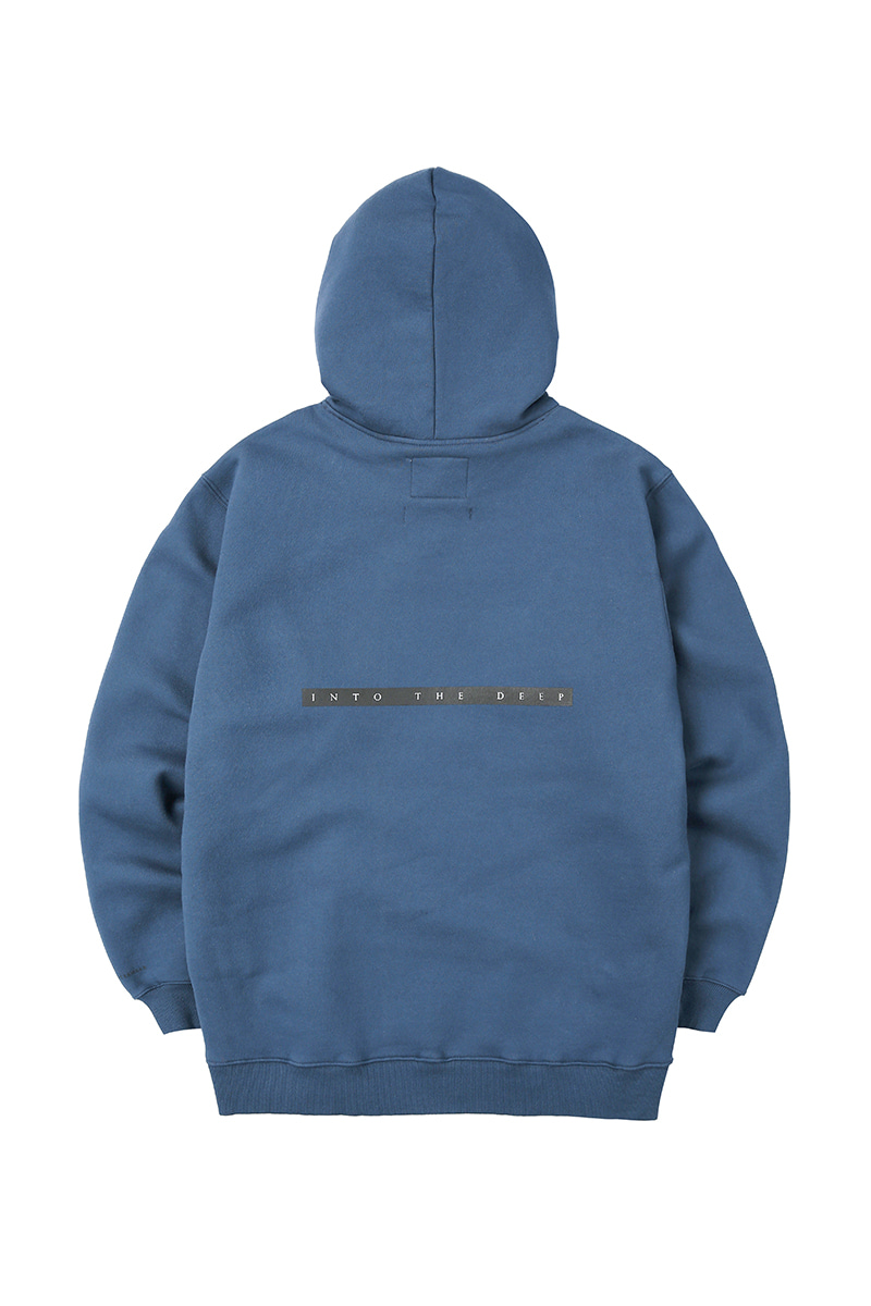 DAYBREAK hoodie - navyHOLIDAY OUTERWEAR