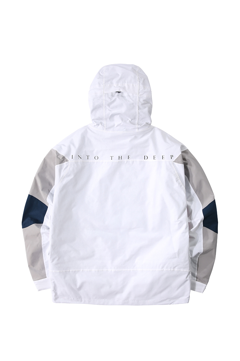 SCOUT 2L jacket - whiteHOLIDAY OUTERWEAR