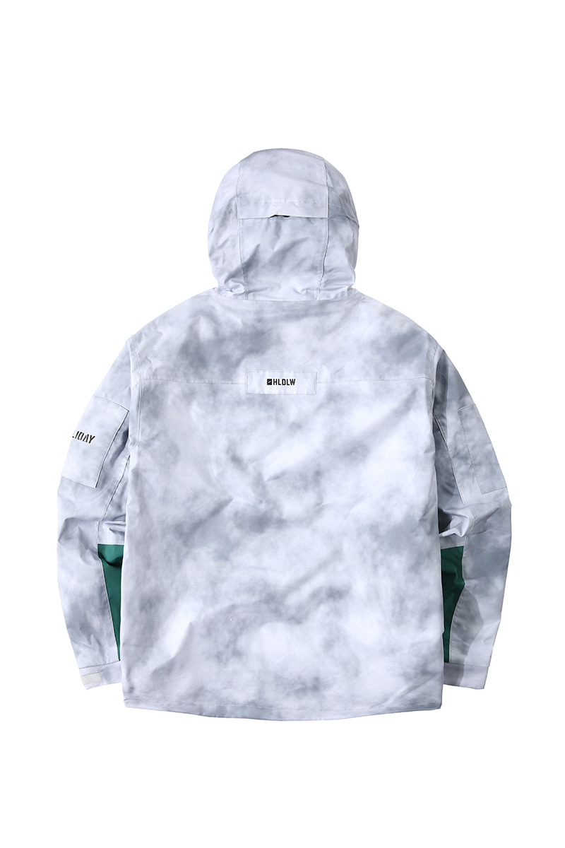 STORM 2L jacket - cloud greyHOLIDAY OUTERWEAR