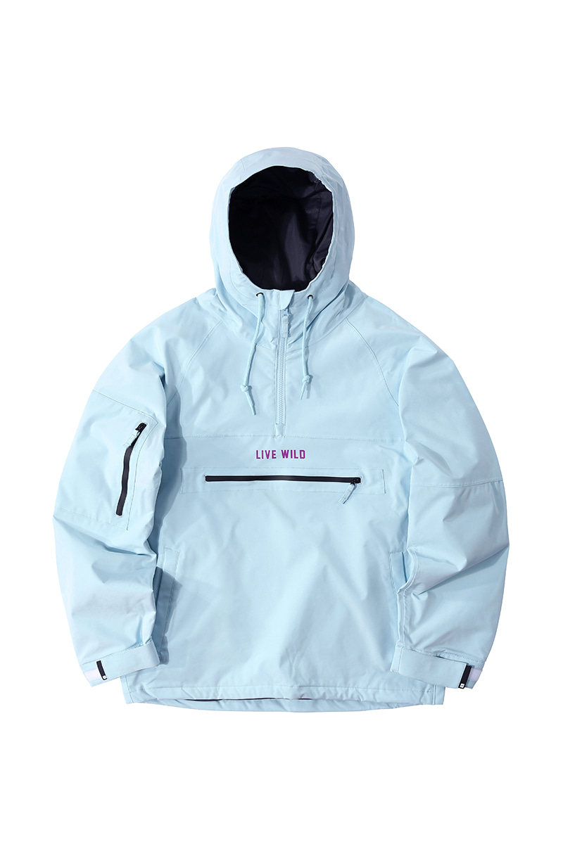 RANGE 2L jacket - water blueHOLIDAY OUTERWEAR